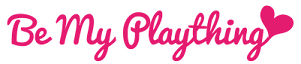 Be My Plaything Logo